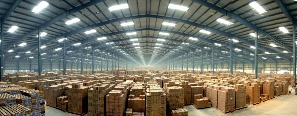 Indo Arya's Warehouse at Hassangarh, Haryana