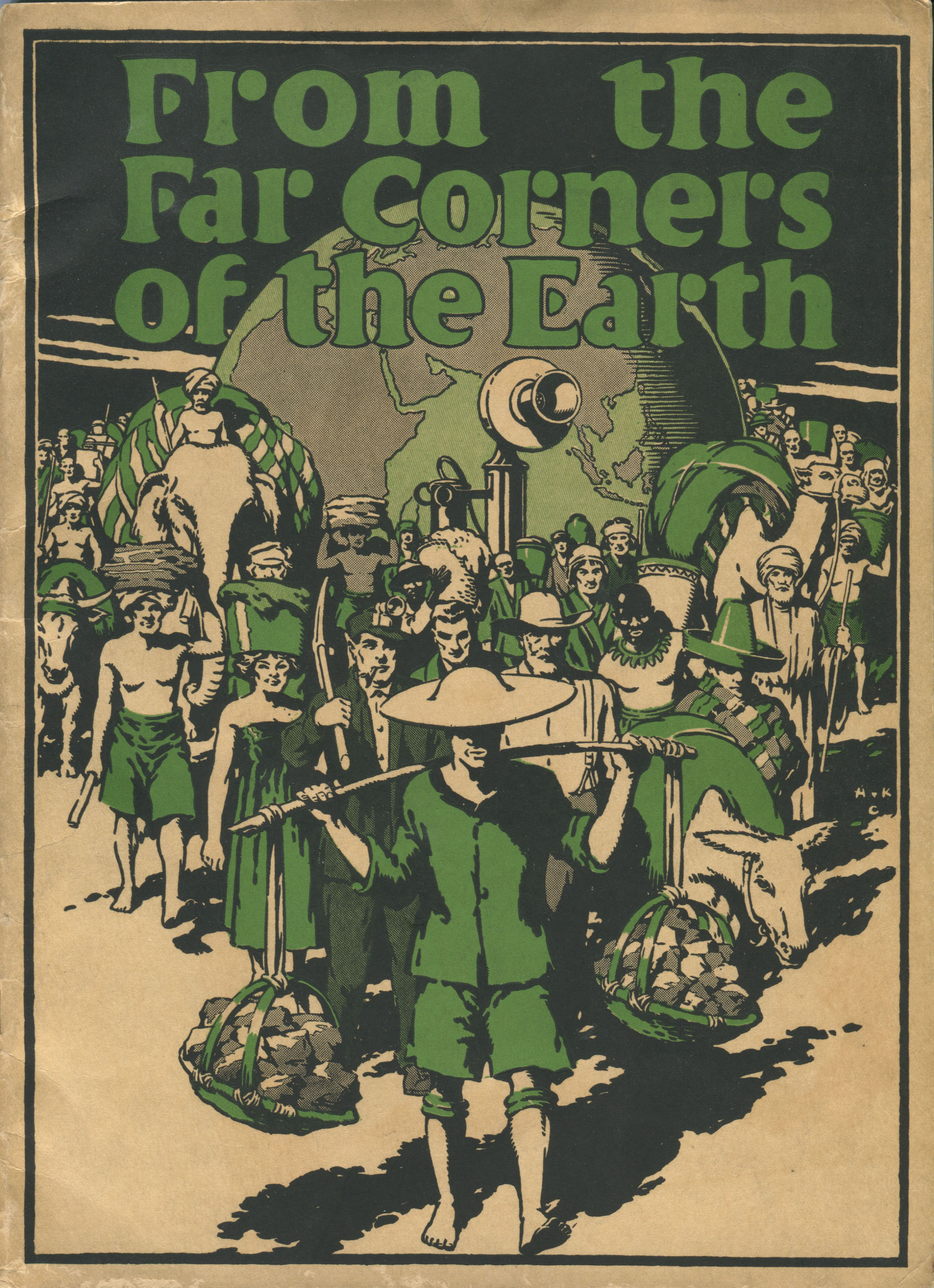 farcorners cover
