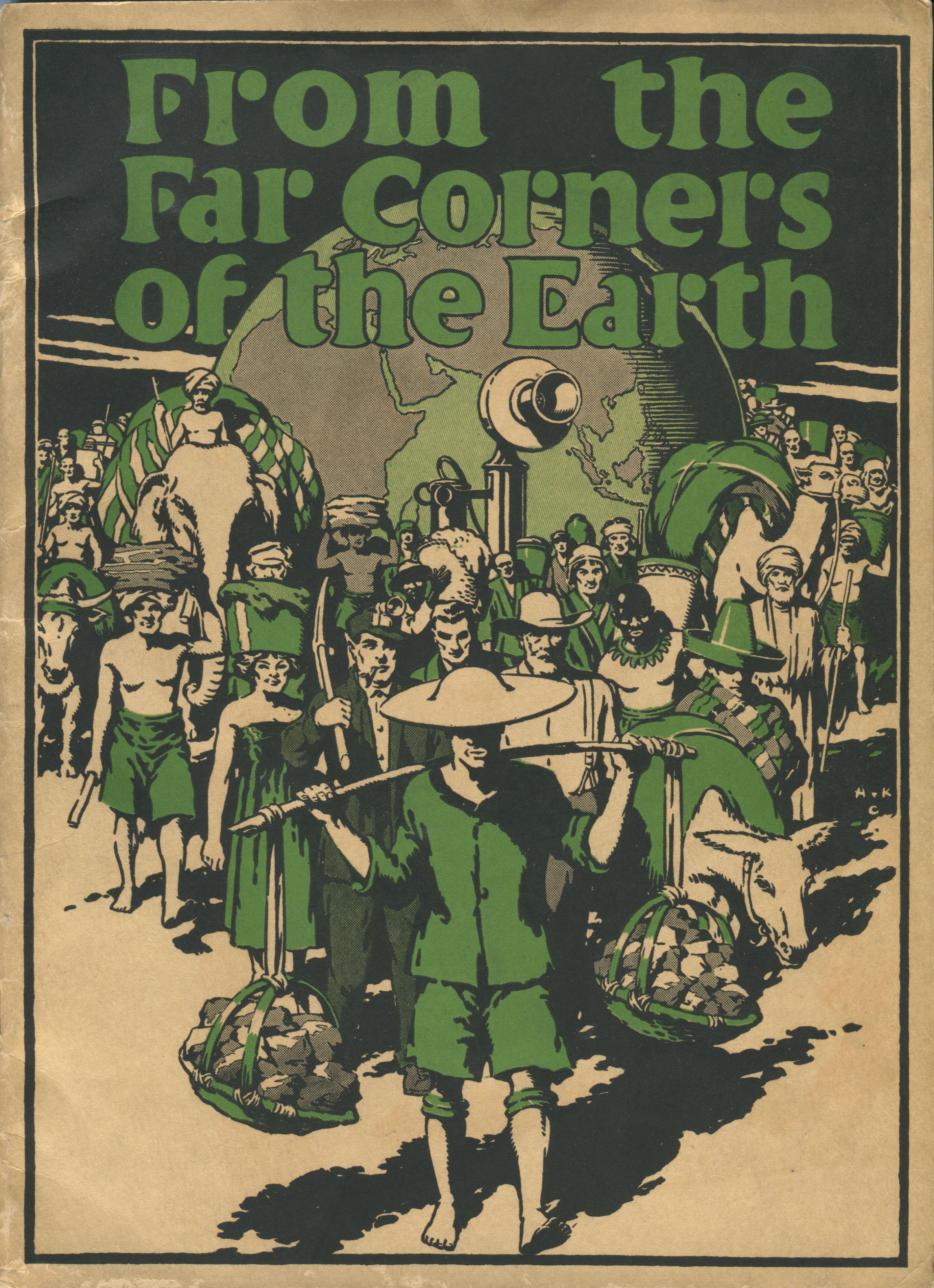 farcorners cover